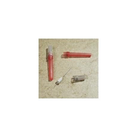Dental Needles Aluminum Hub 30ga X-short 100's