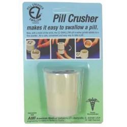 Pill crusher