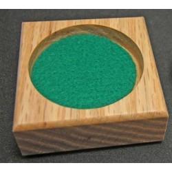 Wooden base (oak) 51mm