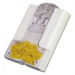 EaseStop Dispenser White