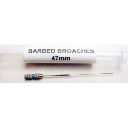 Barbed broach (47mm) #4 (1ea.)