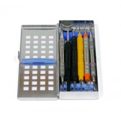 """Cassette Slimline 7 without rack Measures 7 1/8"""" x 2 1/2"""" x 3/4"""""""