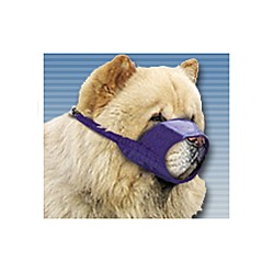 Muzzle - Dog (Chow) Medium