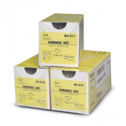 Chromic Gut Suture 4/0