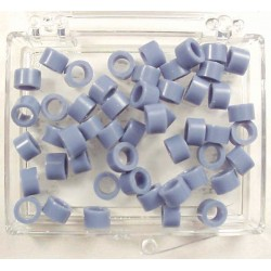 Color coded rings - small - 50 Blue