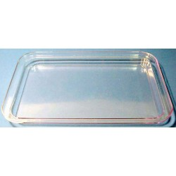 Mini instrument tray lid (clear)