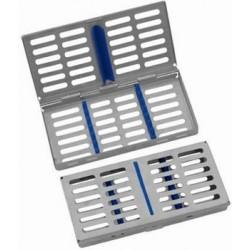 "Cassette Slimline Accessory Box Measures 7 1/8"" x 5 1/2"" x 1 3/8"