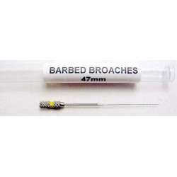 Barbed broach (47mm) #2 (1ea.)