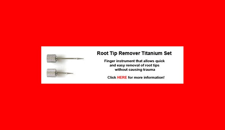 Root Tip Remover
